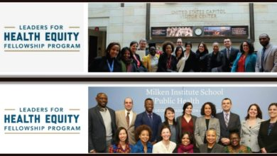 Photo of Leaders for Health Equity Fellowship Program in USA