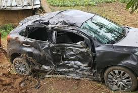 Photo of Joyride turns deadly. One lover dead while the other battles for life