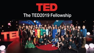 Photo of The TED2019 Fellowship
