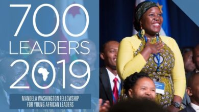 Photo of Mandela Washington Fellowship for Young African Leaders 2019
