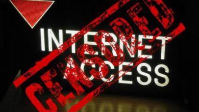 Photo of Internet Darkness In Zimbabwe During Shutdown