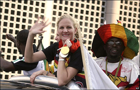 Kirsty Coventry Appointed Cabinet Minister