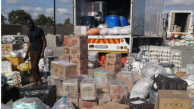 Photo of Outrage over drivers smuggling bodies of corona victims from South Africa