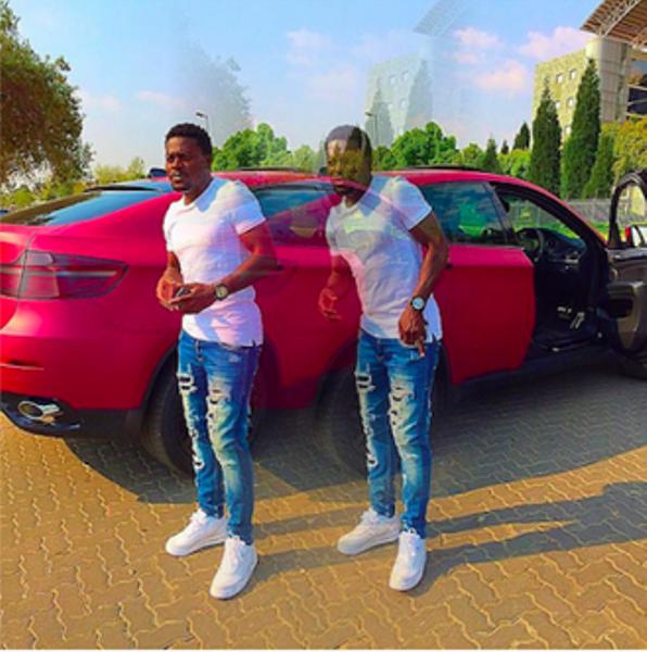Zimbabwean Footballer Kingston Nkhata's Car Collection Worth Over 1.8 Million Rand