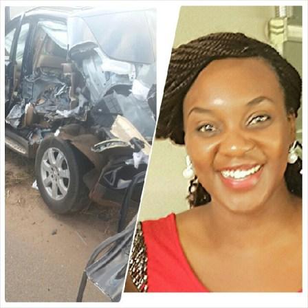 Photo of Ruvheneko Parirenyatwa Shares The Details Of Her Horror  Train Crash