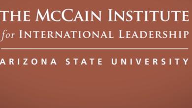 McCain Institute's Next Generation Leaders (NGL) Program 2019