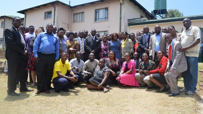 Regional Coordinator: NANGO