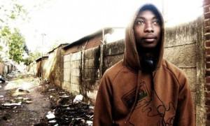 Synik, rapper from Zimbabwe