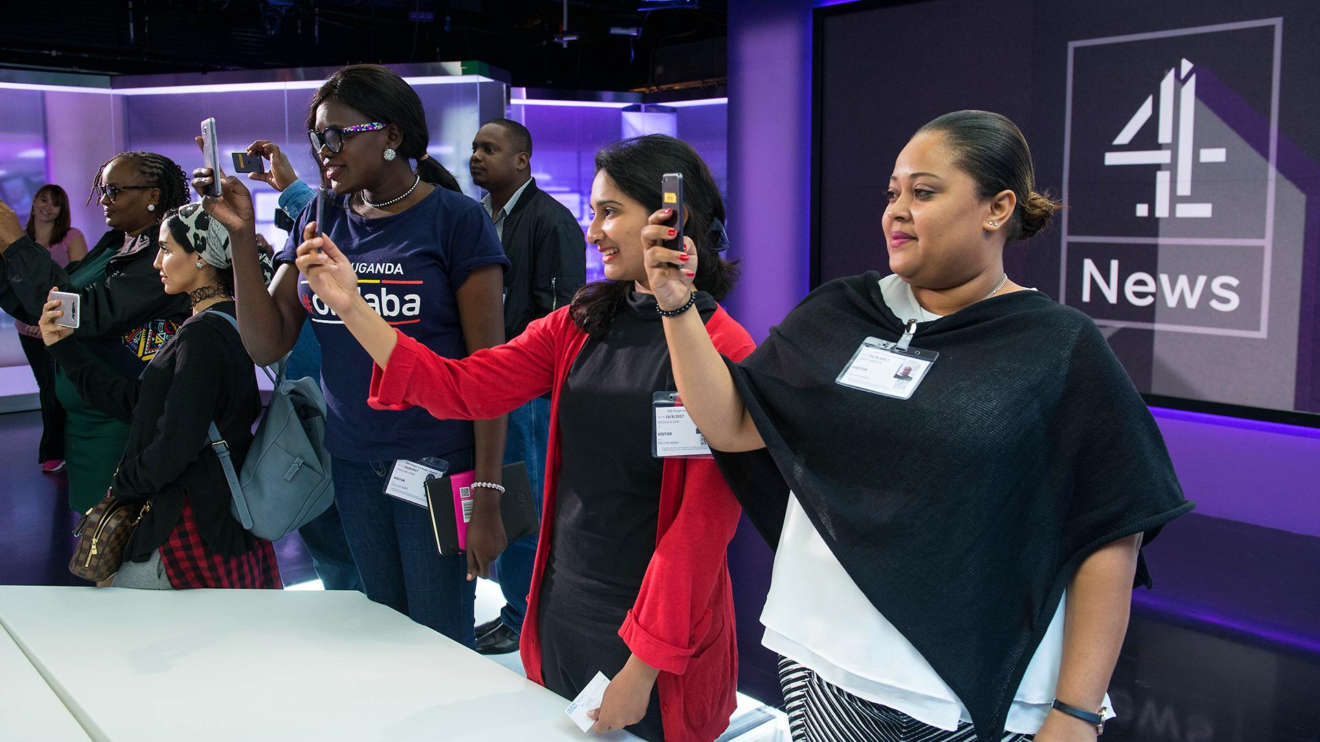 Thomson Foundations' Elizabeth R Media Fund: Commonwealth Digital Challenge 2017