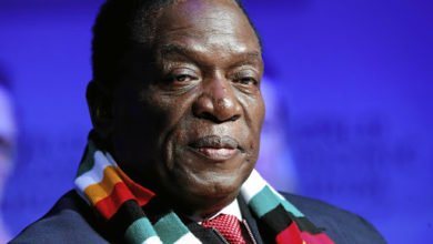 Photo of President Mnangagwa Listed On TIME Magazine's 100 Most Influential People In The World