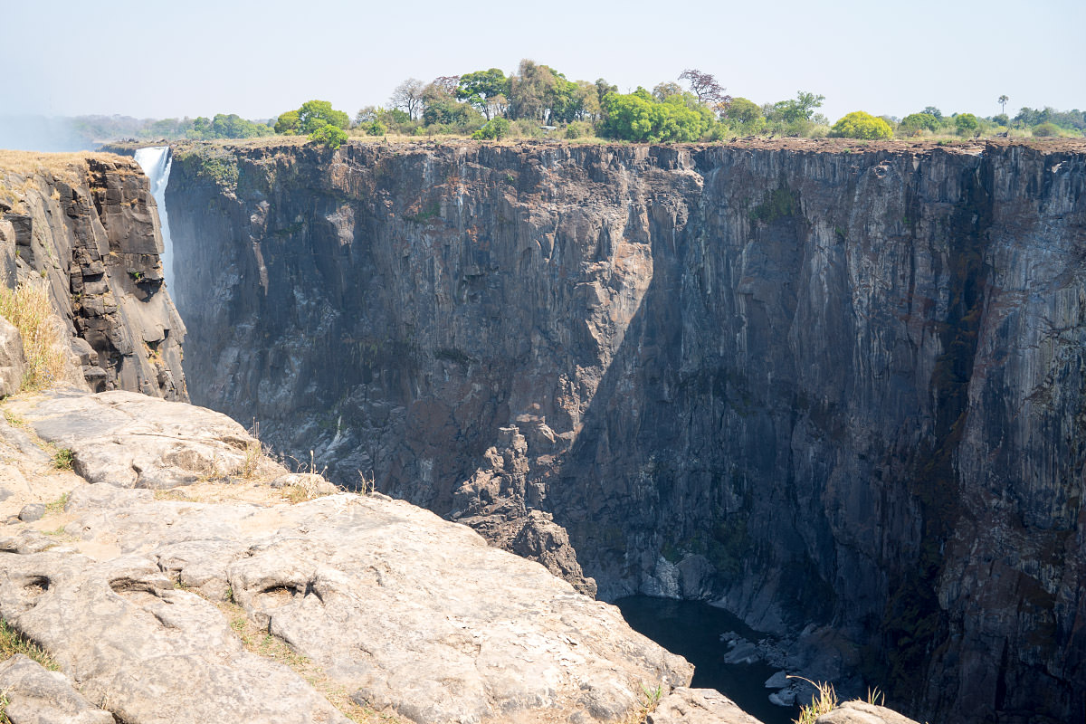 Photo of Nearly Half Of Victoria Falls Has Dried Up:What's Next?