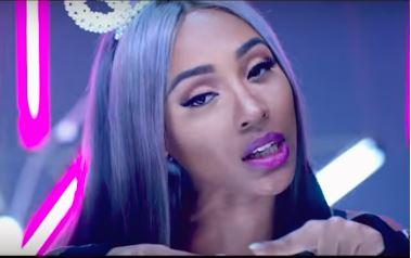 Nadia Nakai Slays In Naaa Mean Music Video