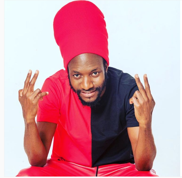 Check Out: Winky D In His Alien Costume