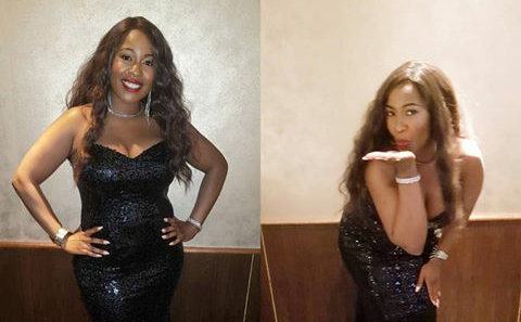 Pic! Check Out What Cynthia Mare Wore At The Woman Excel UK
