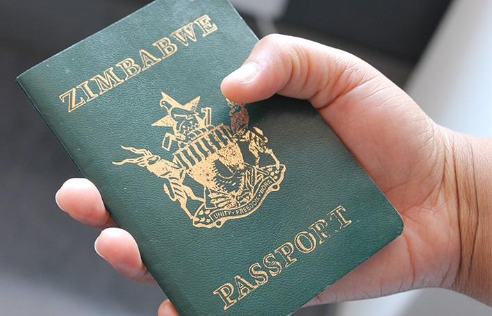 Zim Govt Resumes Issuing Emergency Passports