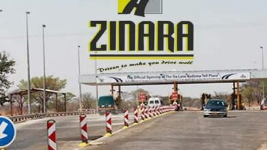 Photo of Zinara boss slapped with a 15 month jail term.