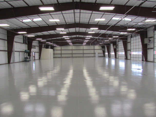 New Build Gymnasium