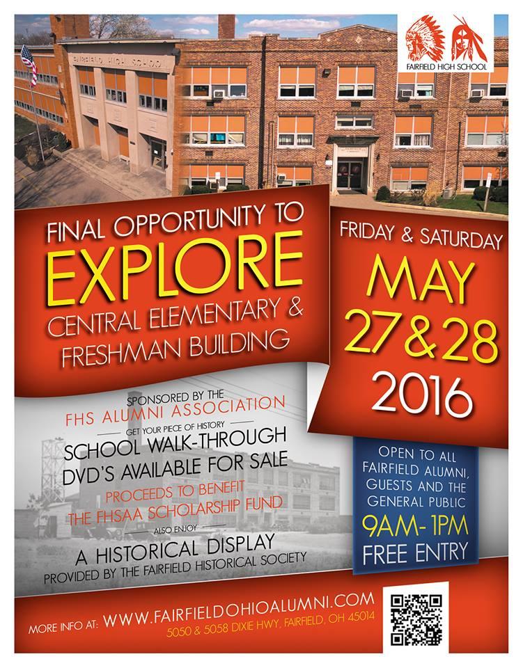 Fairfield, Ohio, schools final tour