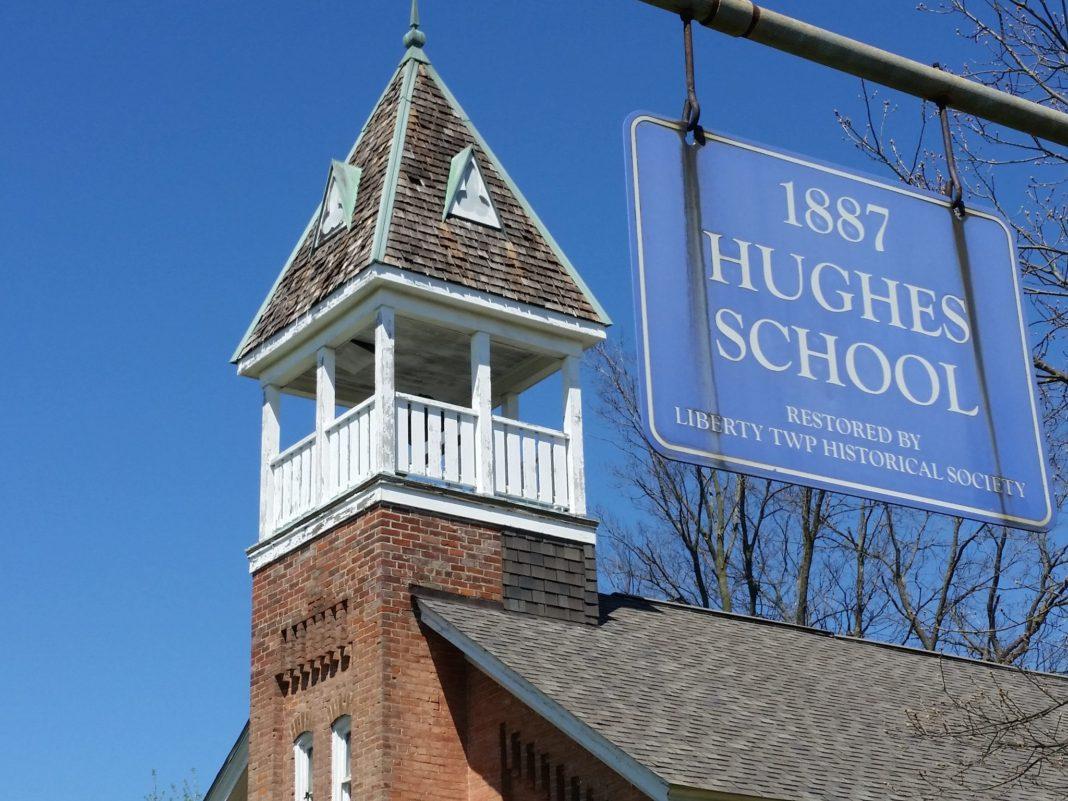 Hughes School Liberty Township Ohio