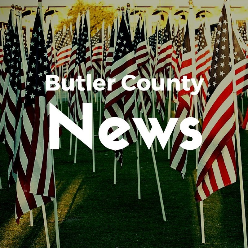 Flags Butler County News