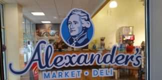 Alexander's Market and deli
