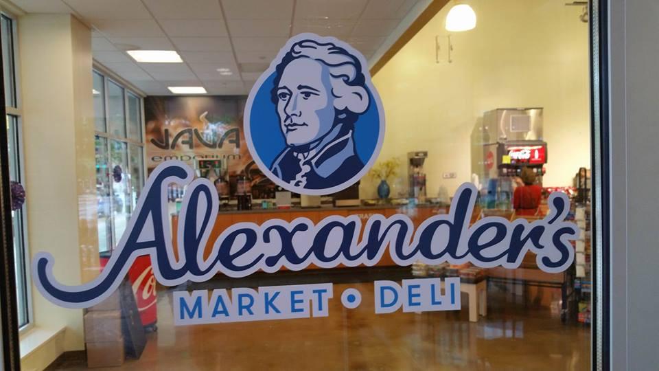 Alexander's Market and deli