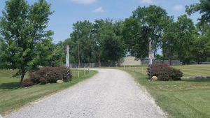Lake Monroe Entrance