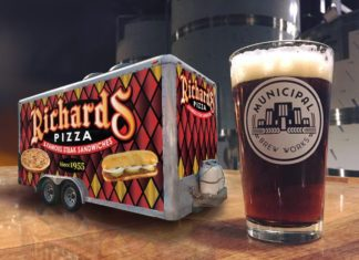 Richards and Municipal Brew Works