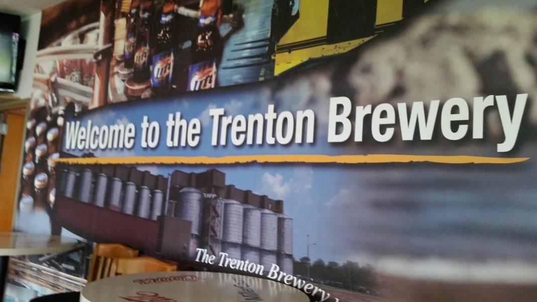 Trenton MillerCoors Brewery