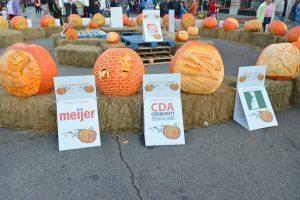 premier pumpkin sponsor 2014