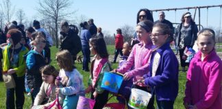Easter Egg Hunt in West Chester
