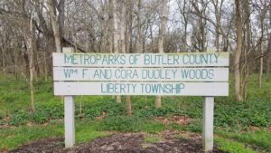 Dudley Woods Park. Liberty Township, Butler County, Ohio