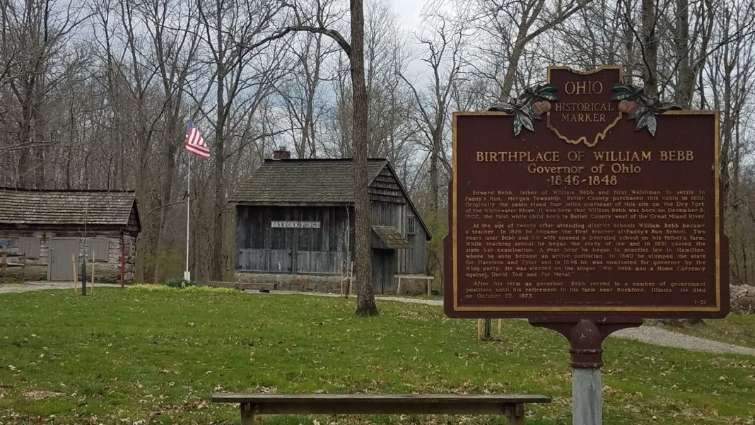 Butler County Historic Markers