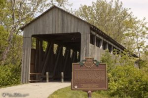 The Black (Pugh's Mill) Covered Bridge