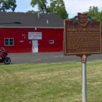 Village of Miltonville Butler County Historical Marker