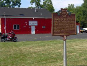 Village of Miltonville Butler County Historical Marker