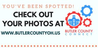 Have you been spotted at an event in Butler County?