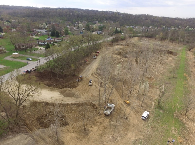 Fairfield Ohio, Dog park,