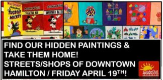 Free art in Hamilton