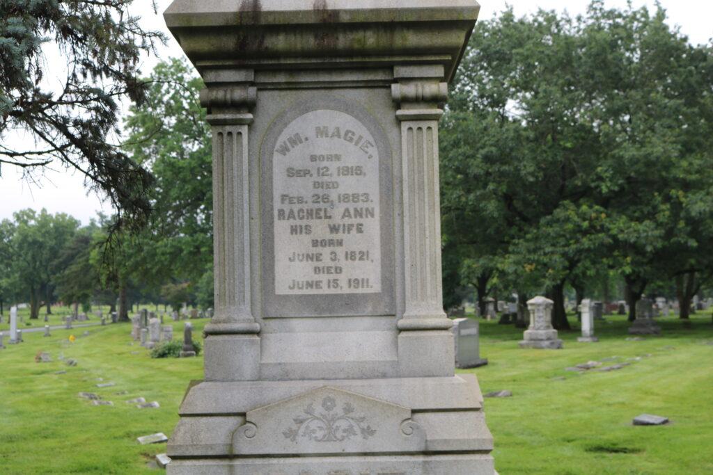 Middletown_Ohio_cemetery_Magie_family