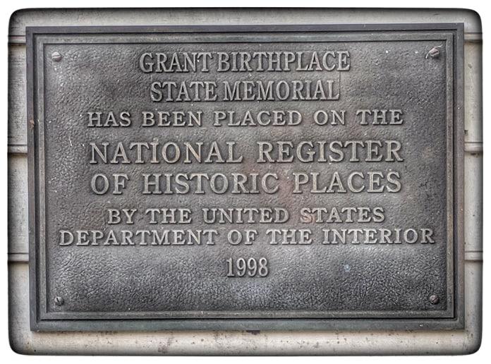 Grant's_ birthplace_Point_Pleasant_Ohio.