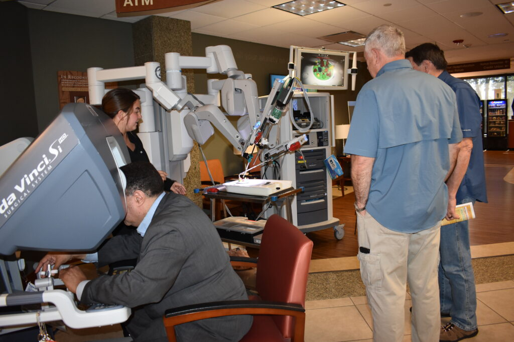 Fort Hamilton Hospital to introduce robotic-assisted surgery