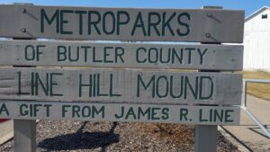 Ancient mounds in Butler County