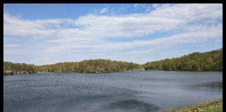 Rush Run Wildlife Area lake