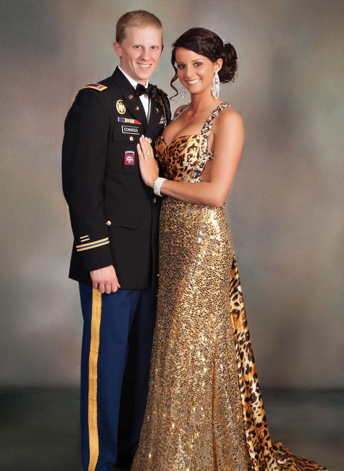Entertainment for military balls