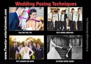 wedding posing techniques