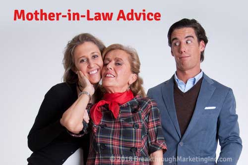mother-in-law advice