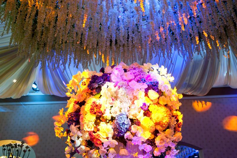 wedding flowers controversy