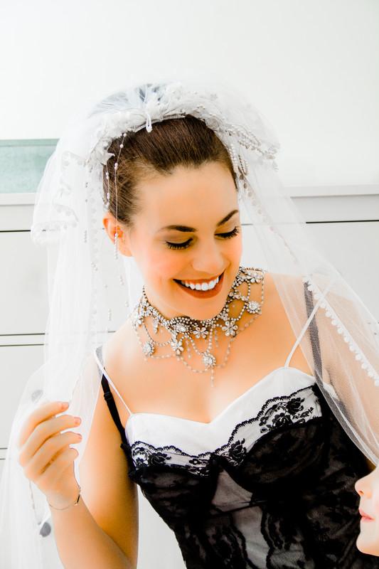 wedding one-upmanship
