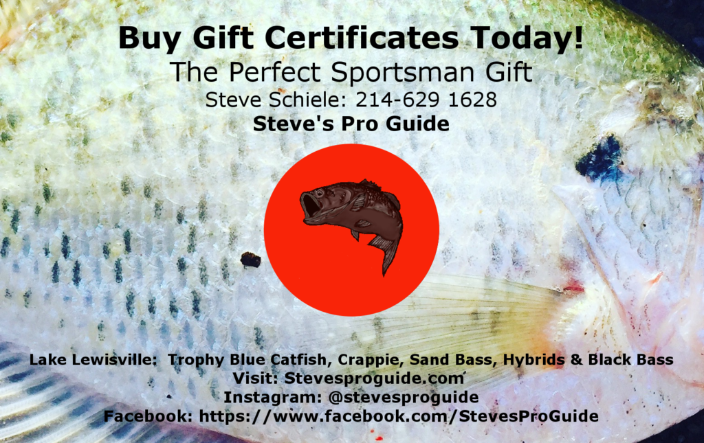 Fishing Gift Certificates